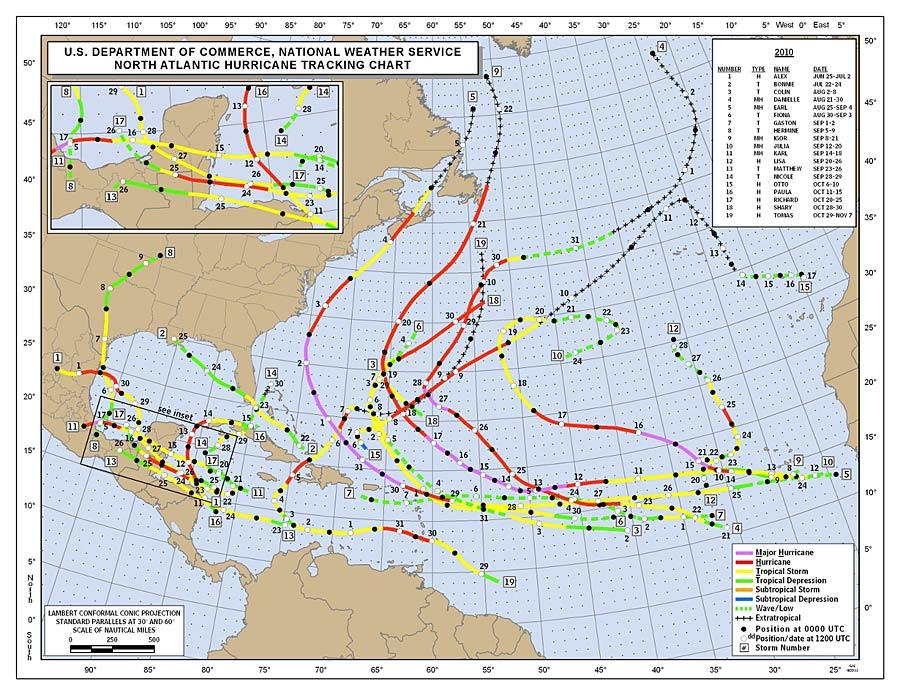 Discussions 2010 - Caribbean Hurricane Network - stormCARIB.com ...