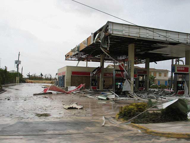 Hurricane Irma Cayman Islands