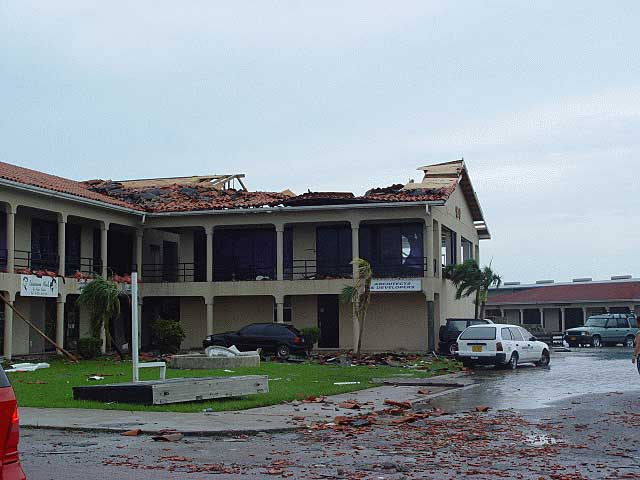 Grand Cayman Island Hurricane Season
