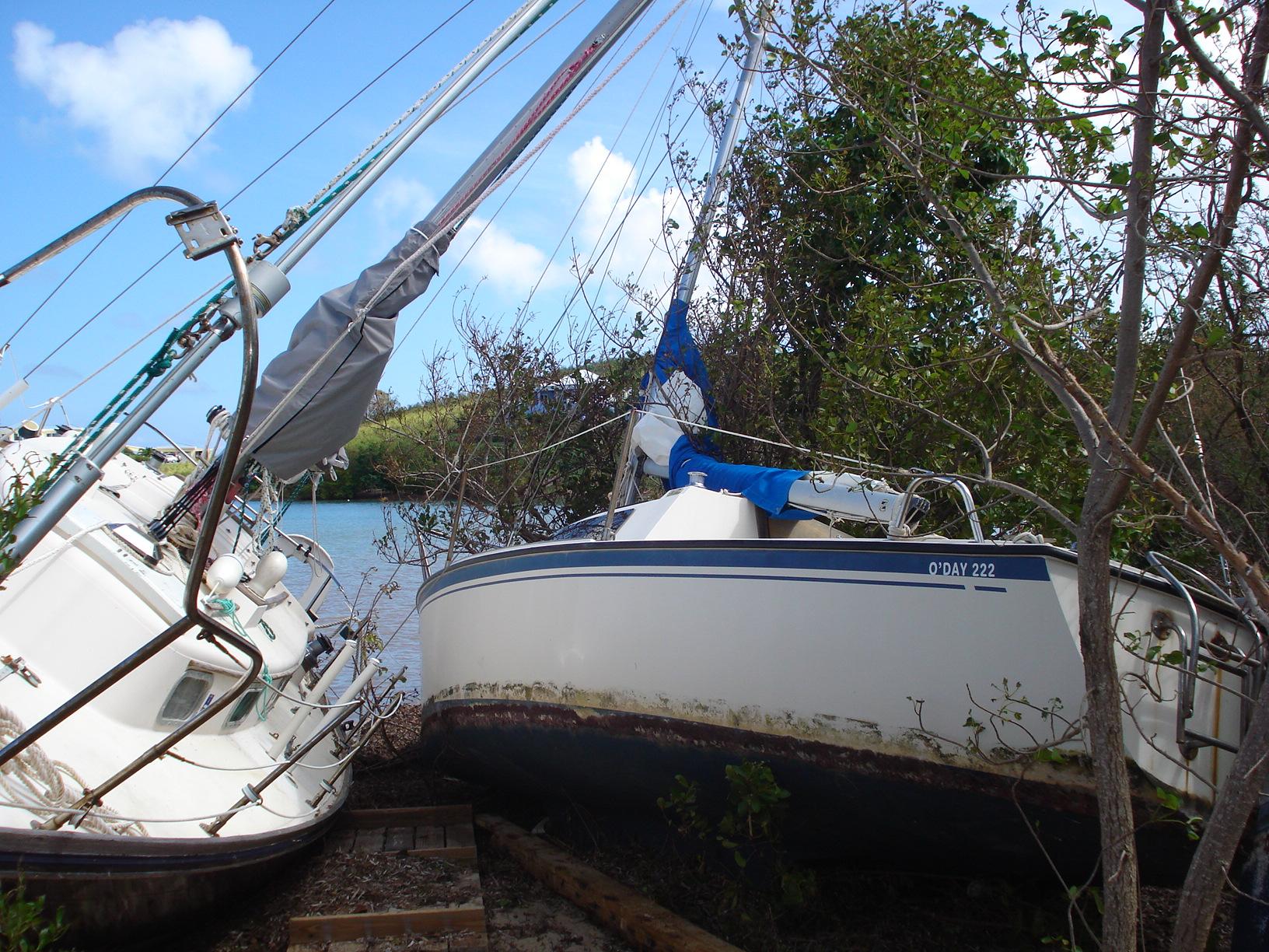 St.Croix (USVI) - Local Reports (Caribbean Hurricane Network) on