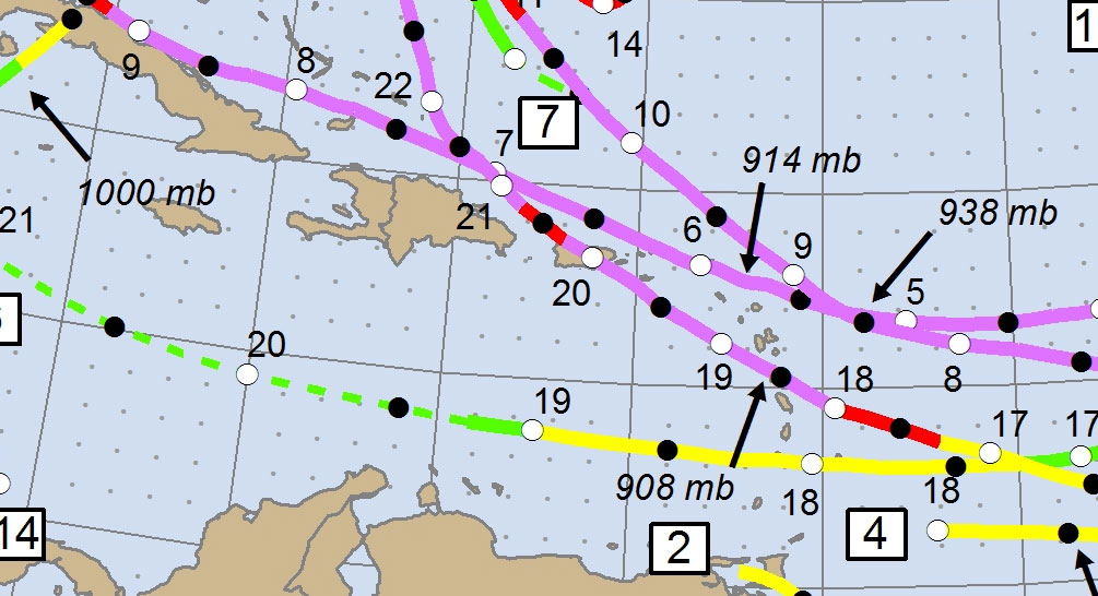 Discussions 2017 - Caribbean Hurricane Network - stormCARIB